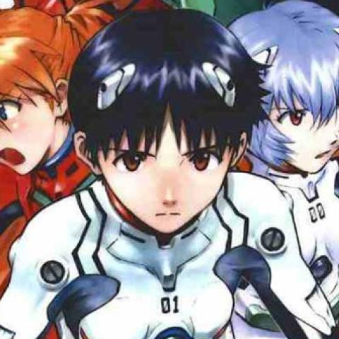 Regresa el manga de Neon Genesis Evangelion
