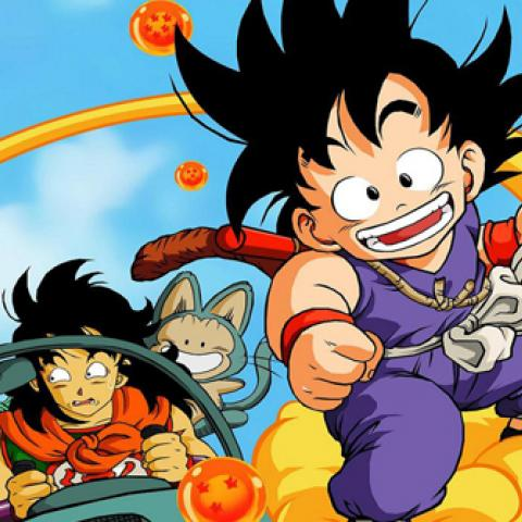 Reedición del anime de Dragon Ball