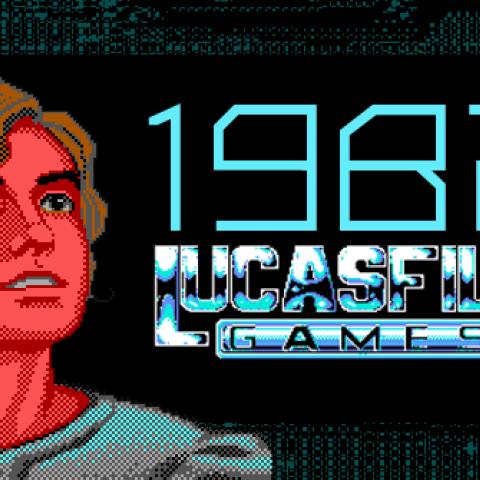 Y George Lucas creó LucasFilm Games en 1982