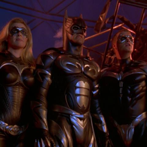 Cine de superhéroes: Crítica de Batman y Robin