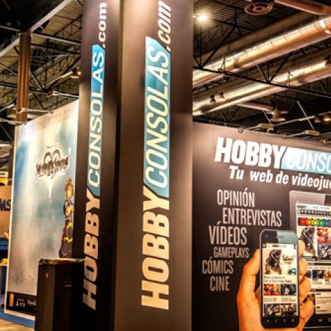 Madrid Games Week 2014: el stand de Hobby Consolas