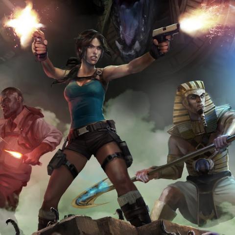 Madrid Games Week 2014: Lara Croft and the Temple of Osiris