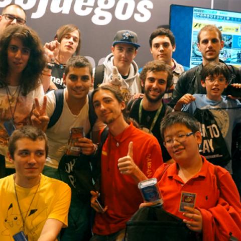 Madrid Games Week 2014: Torneo de Cartas Pokémon