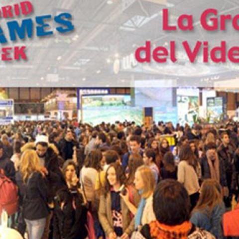 Madrid Games Week 2014: Bate récords de asistencia