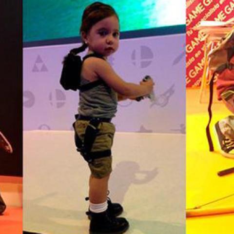 Madrid Games Week 2014: Ganadores concurso de cosplay infantil