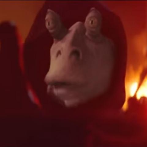 Star Wars VII: El trailer oficial, con Jar Jar Binks