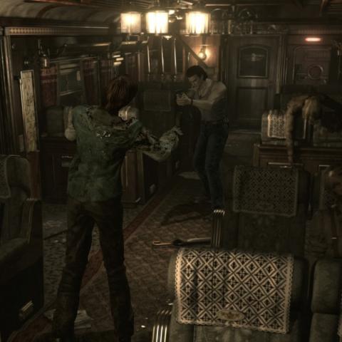Avance de Resident Evil 0 HD Remaster