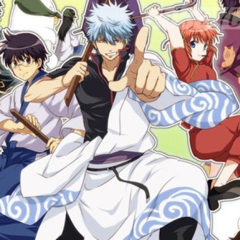 Gintama recibe dos nuevas OVA's