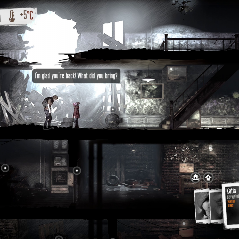 Avance de This War of Mine: The Little Ones