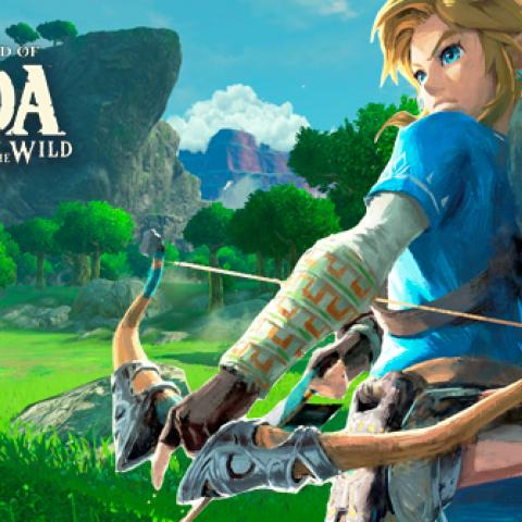 E3 2016 - Avance de The Legend of Zelda Breath of the Wild