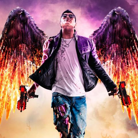 Gat out of Hell PS4 Saints Row