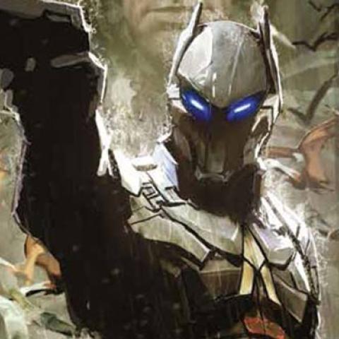 <div>Batman Arkham Knight Genesis - Cómic precuela</div>