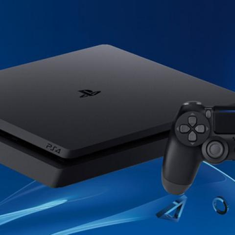 PS4 Slim de 500gb