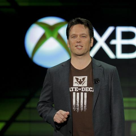 Phil Spencer principal