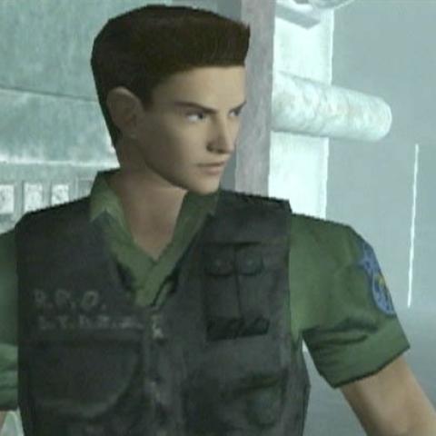 <div>Prácticamente igual se mantuvo para protagonizar, junto con su hermana Claire Redfield, Resident Evil: Code Veronica, título del año 2002 que nos lleva a descubrir, entre otras cosas, la existencia de una empresa competidora de Umbrella bajo la que trabaja Albert Wesker e interesada también en armbas biológicas. </div><div><br></div><div>A pesar de la magnitud del asunto, Chris Redfield mantiene su look del primer Resident Evil. </div><div><br></div><div><br></div>