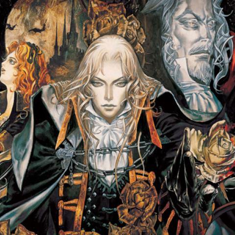 Juegos 1997 Castlevania SOTN