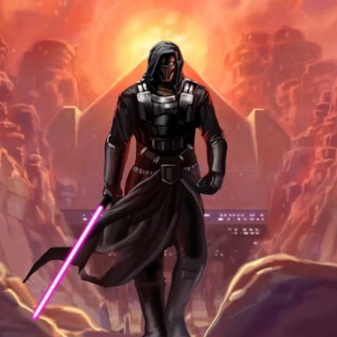 """<div>Nos dejamos a <b>Revan</b> para el final. Estamos ante uno de los personajes más carismáticos del viejo canon que, además, no podemos decidir si fue héroe o sencillamente un anti-héroe. Revan (cuyo nombre real es desconocido) fue un Jedi que debió de ir a la guerra, cuando los mandalorianos atacaron la República en torno al 3964 antes de Yavin. Este Jedi partió junto a su amigo Alek y cientos de seguidores para detener a los invasores, pero fue una mala decisión. Esta lescondujo al Lado Oscuro a Revan y a Alek , convirtiéndose en <b>Darth Revan</b> y <b>Darth Malak</b>.</div><div>El resto de la historia la descubriréis en los juegos <b>Star Wars: Knights of the Old Republic</b>, <b>The Sith Lords </b>y el <b>MMO Star Wars: The Old Republic</b>. Encontraréis detalles adicionales en el cómic <b><i><a href=""""http://amzn.to/2oEoXSQ"""">Caballeros de la Antigua República</a></i></b>y en la novela <b><a href=""""http://amzn.to/2oE1ZdR"""">Revan</a></b>. Eso, si no empezáis a cotillear por vuestra cuenta en Wikis varias.</div>"""