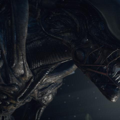 Alien Isolation arte