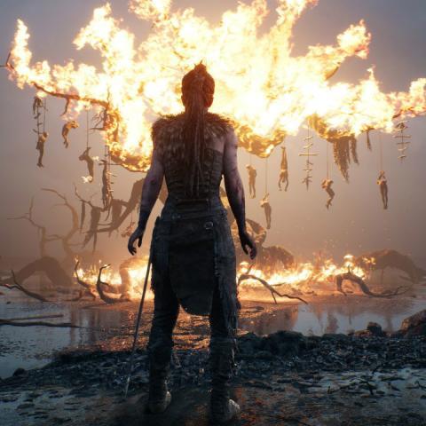 <div><b>Ninja Theory</b> lo ha vuelto a hacer. Tras el lanzamiento de <b>Heavenly Sword</b> en el 2007, la compañía nos ha sorprendido este año con <b>Hellblade's Senua's Sacrifice</b>, un juego que nos pone en la piel de<b>Senua</b>, una guerrera celtaque se adentraen territorio enemigo para llevar la cabeza de su amado Dillion mientrascombate, explora y se impone en las sombrías tierras del Norte. A pesar de haber sido desarrollado como un juego independiente, cuenta con el mejor apartado técnico (o uno de los mejores) hasta la fecha, tanto gráfico como sonoro, que, junto a la historia, lo han convertido en un título digno de ser jugado.</div>