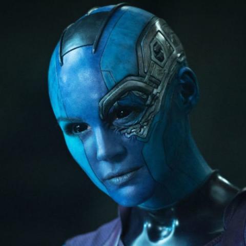 Nébula, hija de Thanos