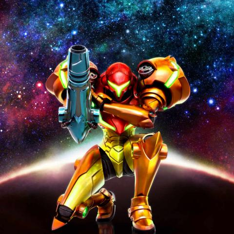 Fondo de pantalla para PC - Metroid: Samus Returns