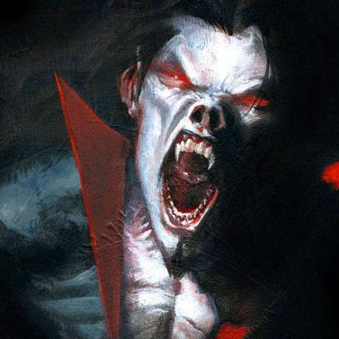 <div>Morbius en el universo Spider-Man</div>