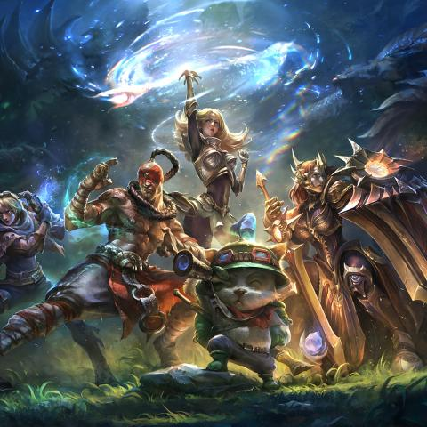 Fondos de pantalla de League of Legends