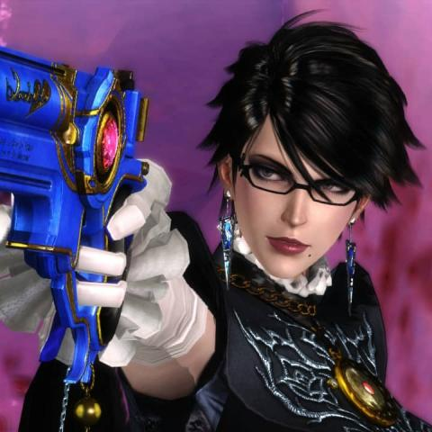 Bayonetta 2 screens