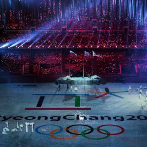 JJOO Olímpicos Invierno 2018