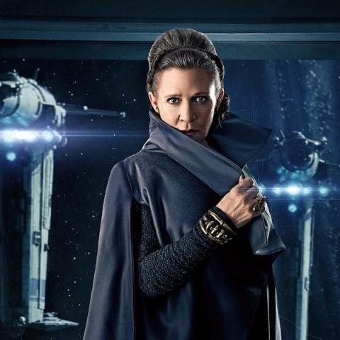 <div>Leia en Los últimos Jedi</div>
