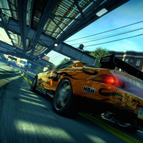 Burnout Paradise Remastered Apertura Análisis