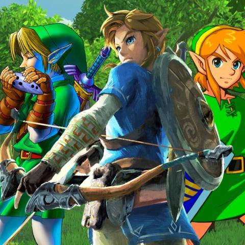 Los mejores The Legend of Zelda