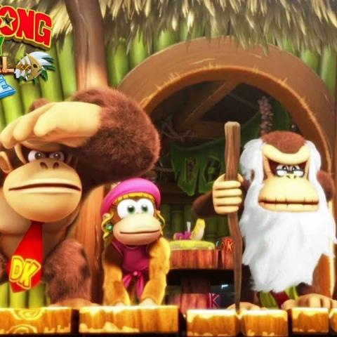 Donkey Kong Tropical Freeze Secretos