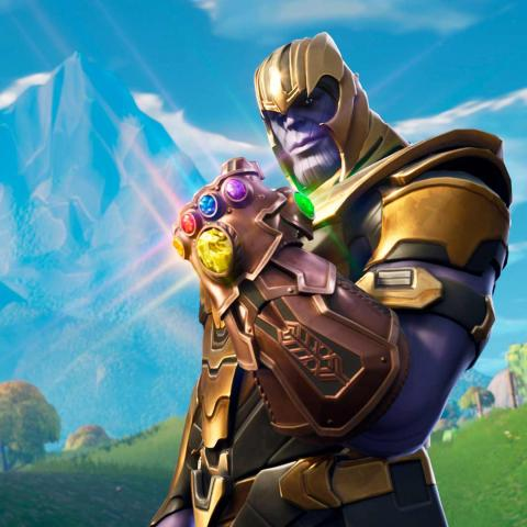 Fortnite Thanos