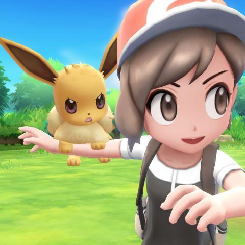 Pokémon: Let's Go, Pikachu! y Pokémon: Let's Go, Eevee! para Nintendo Switch