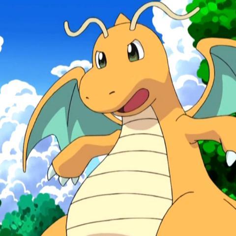 Pokémon Quest - Dragonite