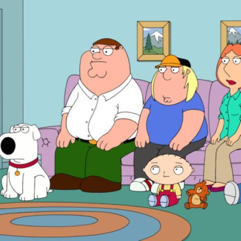 Padre de Familia y otras series animadas para adultos