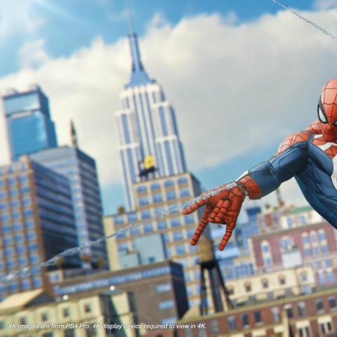 El análisis de Marvel's Spider-Man para PS4 se publica el 4 de septiembre