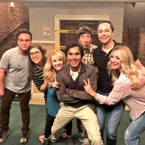 The Big Bang Theory final