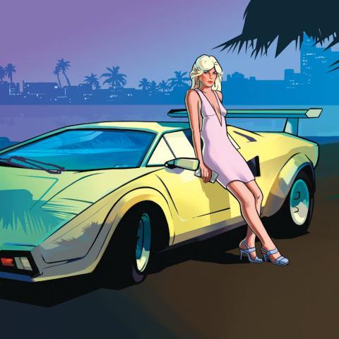 GTA 6 podría tener protagonista femenina y llevarnos de vuelta a Vice City