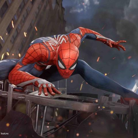 Spider-Man trajes 07