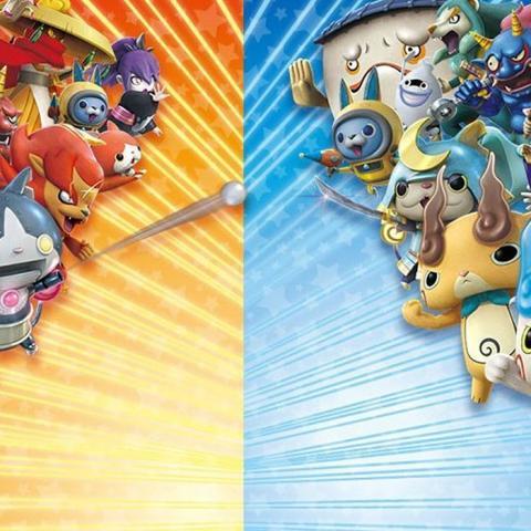 Análisis de Yo-Kai Watch Blasters 3DS