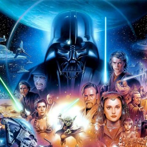 Errores comunes de star Wars