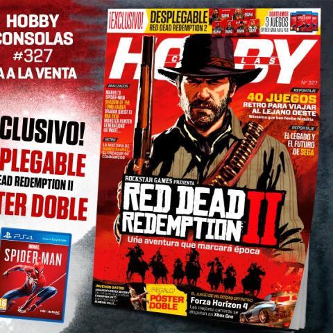 Hobby Consolas 327, a la venta con pósters de Assassin's Creed Odyssey y Forza Horizon 4