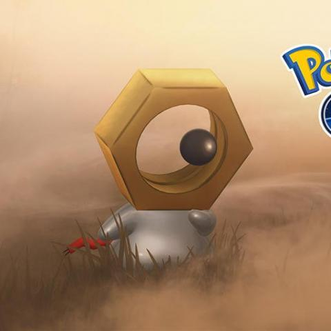 Meltan en Pokémon GO