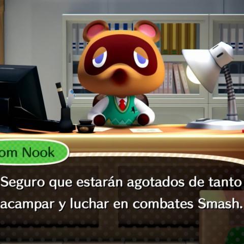 Nueva entrega de Animal Crossing