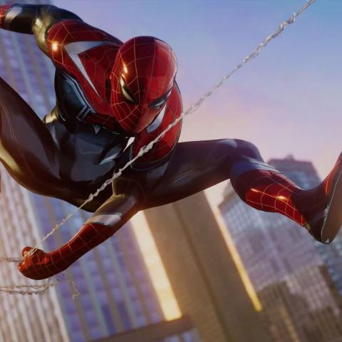 Spiderman PS4 trajes