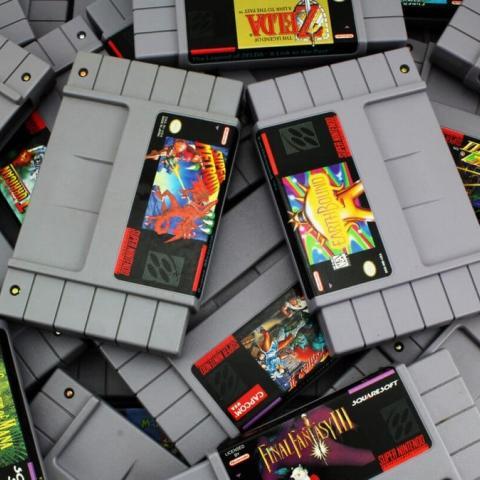 15 cosas que sólo entenderás si has tenido una Super Nintendo