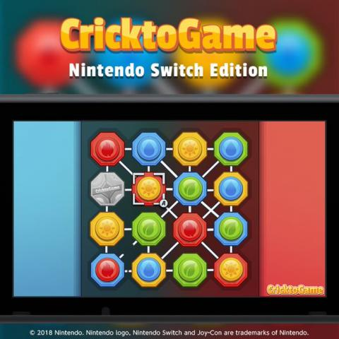 Cricktogame Switch