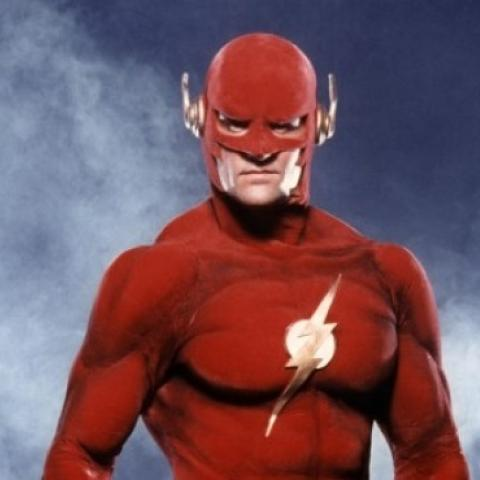 The Flash - John Wesley Shipp